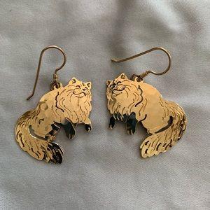 Wild Bryde Gold Fluffy Cats